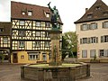 Fontaine Schwendi (place de l'Ancienne Douane).jpg