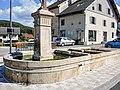 Fontaine au bas du village. Sancey-le-Grand.jpg