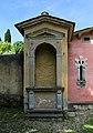 Fonte della fata morgana, esterno, tabernacolo 01.jpg