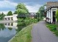 Footbridge over the river Cam - geograph.org.uk - 875538.jpg