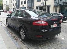 Ford Mondeo — Wikipédia