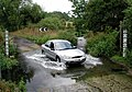 Ford Mondeo Mk II - The River Kym - geograph.org.uk - 222199.jpg