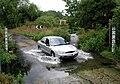 Ford Mondeo Mk II - The River Kym - geograph.org.uk - 222199.jpg