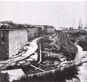 Fort Morgan (Alabama) - Image: Fort Morgan 1