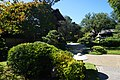 Fort Worth Japanese Garden October 2019 02 (Main Entrance Gate and Courtyard).jpg