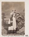 Fotografi av kvinna - Hallwylska museet - 103089.tif