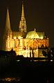 France Eure et Loir Chartres Cathedrale nuit 01.jpg