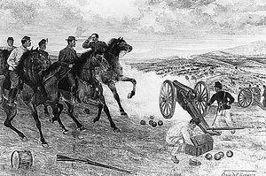 Francisco de P. Mendoza, Batalla de La Carbonera, 1910..jpg