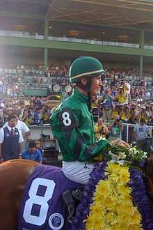 Frankie Dettori and Raven's Pass.jpg