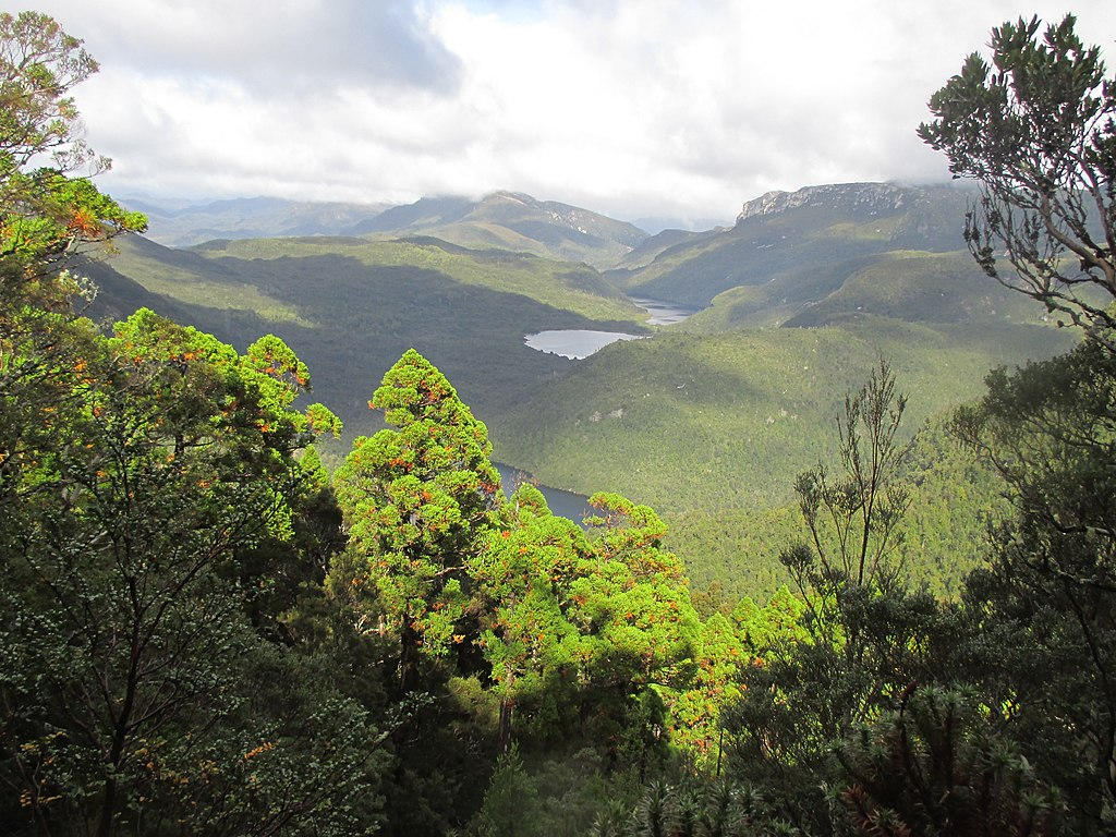 Franklin Gordon Wild Rivers National Park-Tasmania