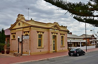 District Council of Franklin Harbour - The District Council office in Cowell