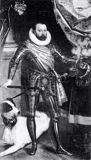 Friedrich Wilhelm I, Duke of Saxe-Weimar - Image: Frederick William I, Duke of Saxe Weimar