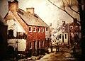 Fredericksburg After Yankee Bombardment, Museum Diorama (10483020555).jpg