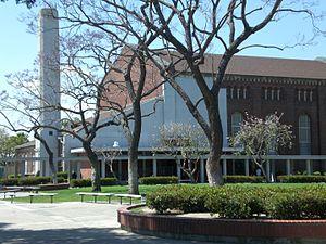 John C. Fremont High School - John C. Fremont High School