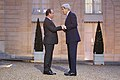 French President Hollande Welcomes Secretary Kerry to the Élysée Palace in Paris (16289946451).jpg