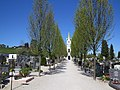 Friedhof mit Friedhofskapelle, Karl Plentzner-Strasse 15, 4810 Gmunden.jpg