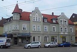 Friesenstraße in Augsburg