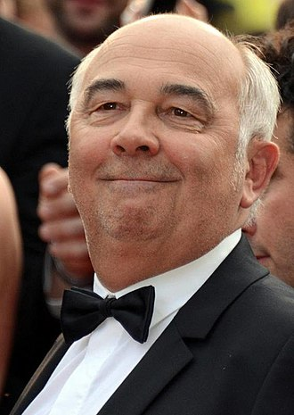 Gérard Jugnot - Jugnot at the 2014 Cannes Film Festival