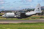 G-781 C-130H Hercules Netherlands Air Force (29228345685).jpg