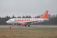 G-EZAB - A319 - EasyJet