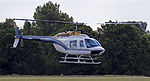 G-OPEN Bell Helicopters 206B-3 (4701333138).jpg