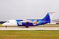 G-ZAPK 2 B.Ae 146-200QC Titan Airways MAN 02JUN02 (8197197171).jpg