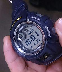 9948f7a9e31 G-Shock - Wikipedia