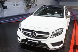 GLA 45 AMG 4matic - Mondial de l'Automobile de Paris 2014 - 006.jpg