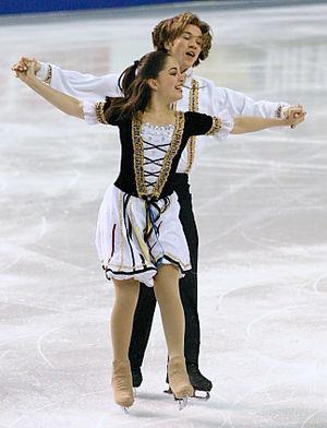David Mitchell (figure skater)