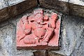 Ganesh above Doorway, Ajinkyatara.jpg