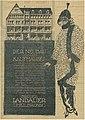 Ganzseitige Anzeige für das Kaufhaus der Brüder Landauer vor Eröffnung des Neubaus Kaiserstraße 46 u. 48 (Heilbronn), 12. November 1913.jpg
