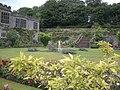 Gardens at Haddon Hall - geograph.org.uk - 1770560.jpg