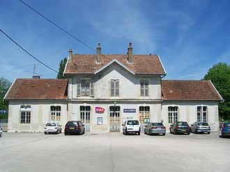 Arbois - Arbois railway station