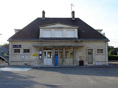 Gare de Saint-Leu-d'Esserent