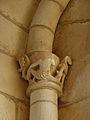 Gargilesse-Dampierre (36) Église Saint-Laurent et Notre-Dame Chapiteau 23.JPG