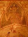 Gargilesse-Dampierre (36) Église Saint-Laurent et Notre-Dame Crypte Fresques 04.JPG