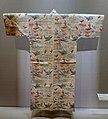 Garment with bamboo, plum, and crane, bingata stencil dyeing, Okinawa Main Island, Second Sho dynasty, Ryukyu kingdom, 1800s AD, cotton - Tokyo National Museu- Tokyo National Museum - Tokyo, Japan - DSC09147.jpg
