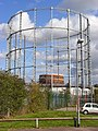 Gasholders, east end of Reading - geograph.org.uk - 996790.jpg