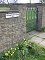 Gate into the cemetery - geograph.org.uk - 1196016.jpg