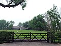 Gate onto land next to Arnold Lodge - geograph.org.uk - 458451.jpg