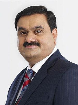 Gautam Adani - Image: Gautam Adani