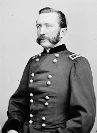 Powder River Expedition (1865) - Brigadier General Patrick E. Connor