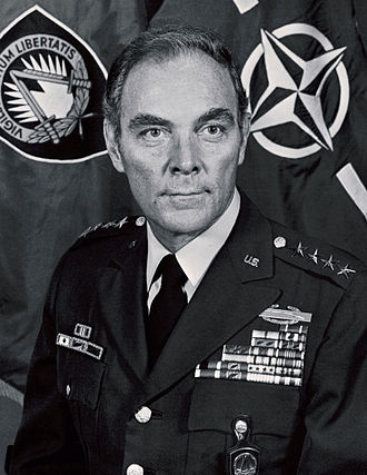 United States European Command - Image: General Alexander M. Haig, Jr