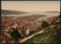 General view from Fjeldveien, Bergen, Norway-LCCN2001699453.tif
