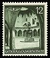 Generalgouvernement 1940 43 Hof der Jagiellonen-Universität in Krakau.jpg