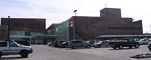 Genesis Health System - Genesis Medical Center, West Central Park is one of the two hospitals in the city of Davenport, Iowa.  The other is Genesis Medical Center, East Rusholme Street.