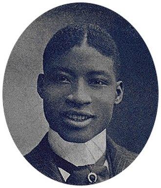George Walker (vaudeville) - George Walker, 1903