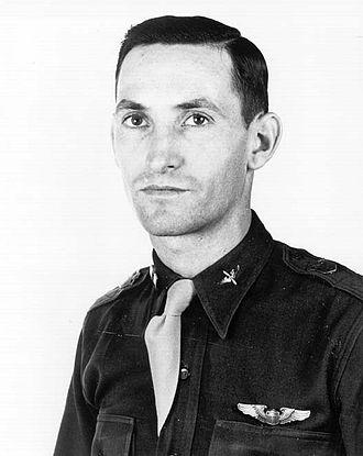 George Andrew Davis Jr. - Davis in World War II