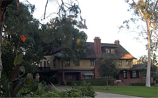 George W. Marston House United States historic place
