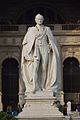 George Nathaniel Curzon - Marble Statue by Frederick William Pomeroy - Victoria Memorial Hall Complex - Kolkata 2014-01-05 5641.JPG
